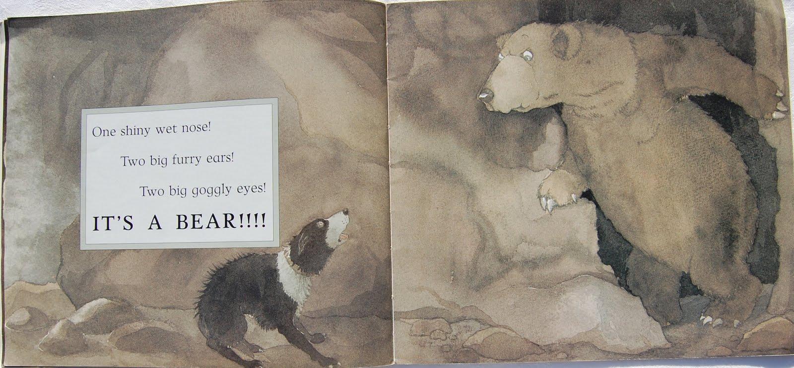 A Bear Hunt Picturebooks in...
