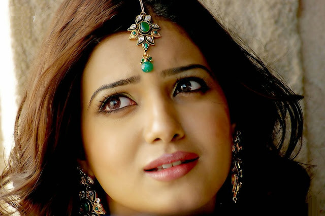 Beautiful And Spicy Actress Samantha Ruth Prabhu HD Wallpaper