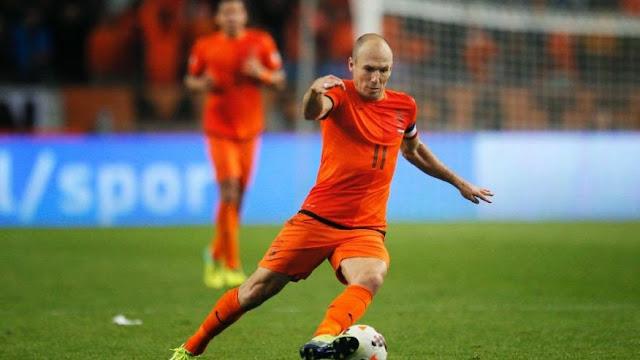 NETHERLANDS V. GERMANY - FIFA  WORLD CUP 2014 FINALS?