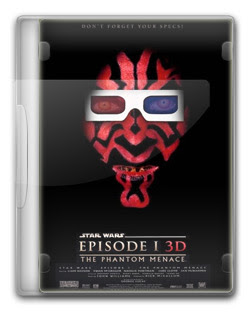 Star Wars: Episódio 1 - A Ameaça Fantasma 3D