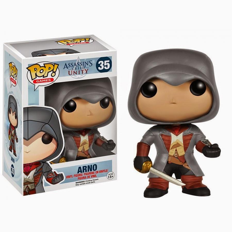 Funko Pop! Arno