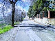 Paseo de Las Montalvas de Baeza