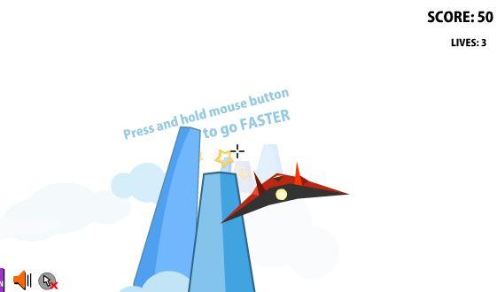 Game Online astroflyer jet