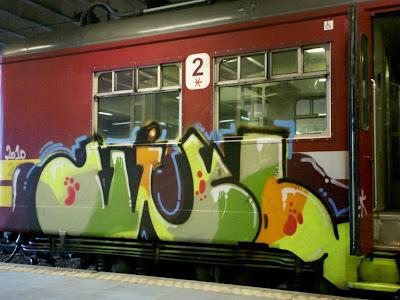 VIFL GRAFFITI SWEDEN