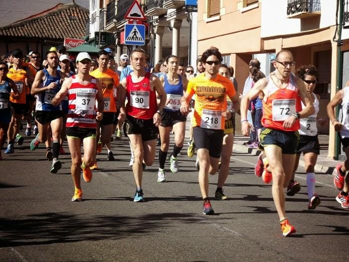 fotos media maraton del dulce