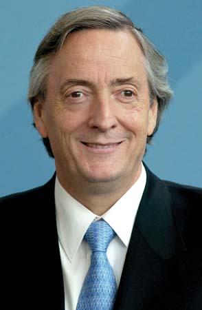 Foto de Nestor Kirchner