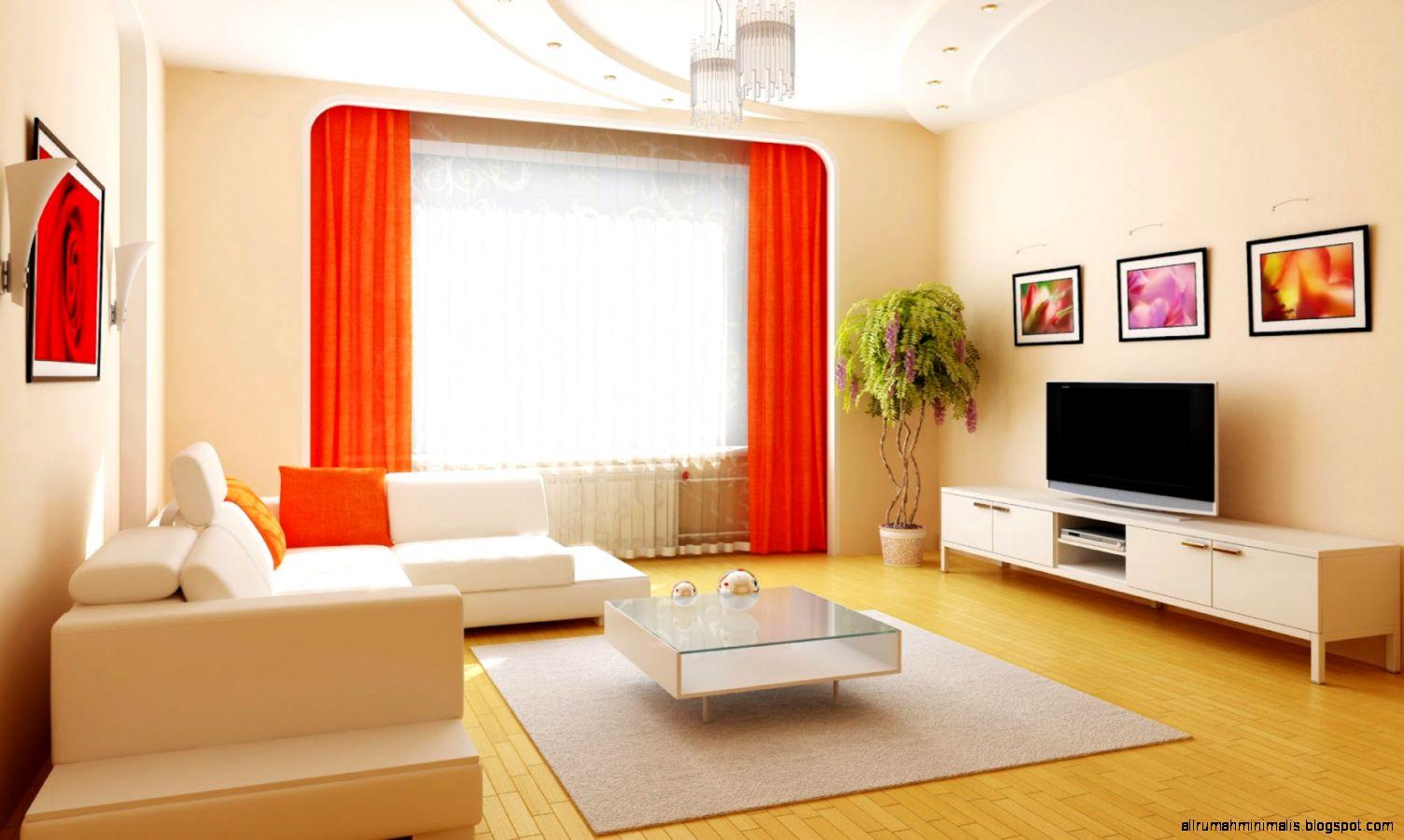 20 Gambar Desain Ruang Keluarga Minimalis Sederhana  Sealkazz Blog