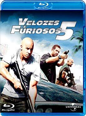 Filme Poster Velozes e Furiosos 5 – Operação Rio BDRip XviD Dual Áudio & RMVB Dublado ou Legendado