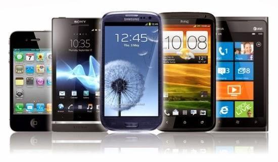 Vendas de smartphones batem recorde no Brasil
