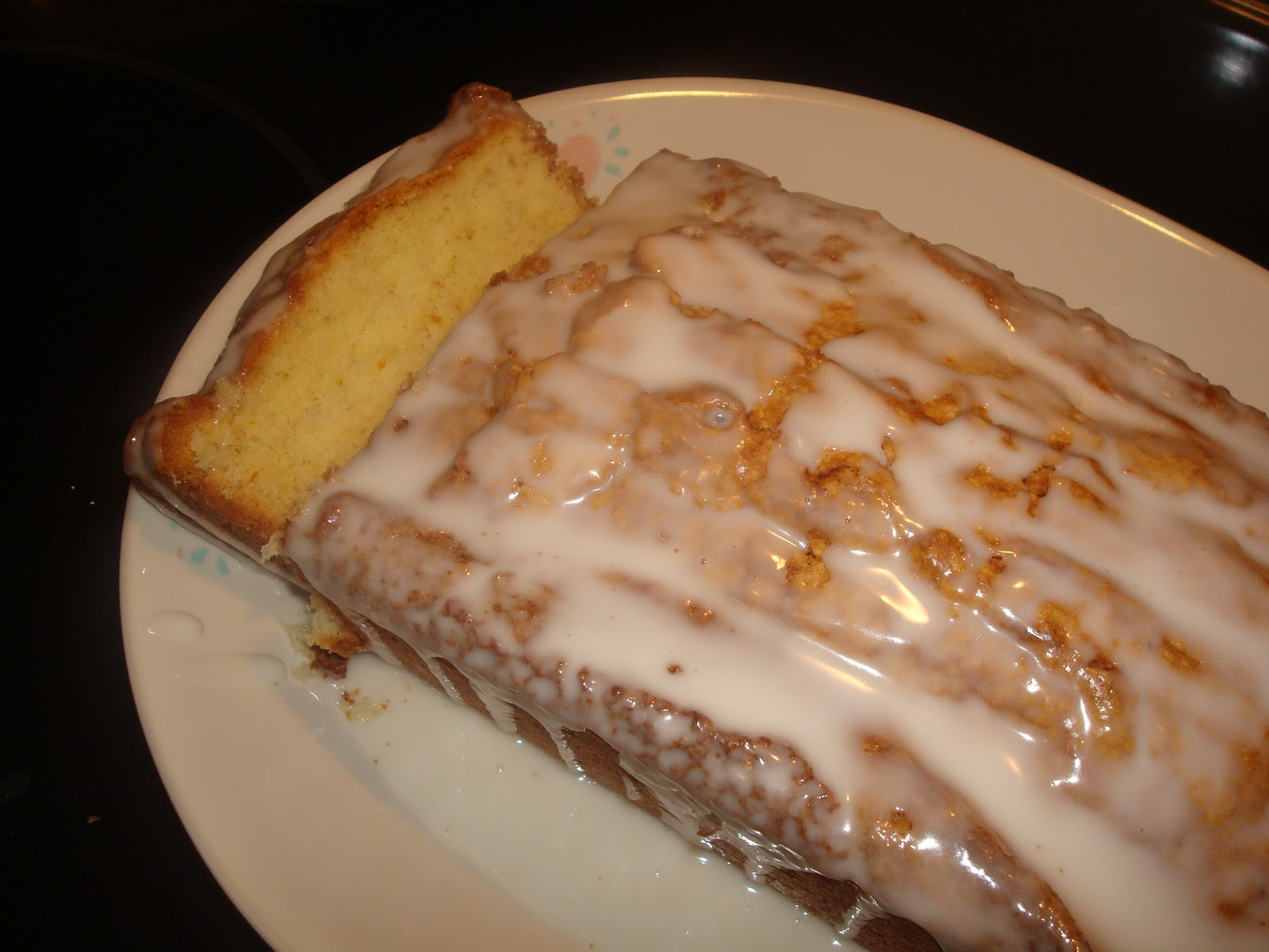 mocha me: Citrus Sour Cream Pound Cake