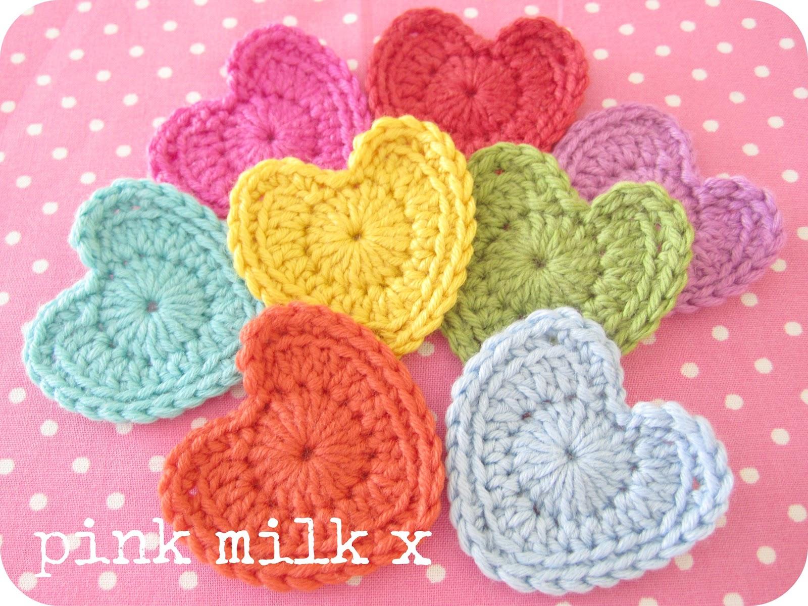 pink milk sharing the crochet love x. Black Bedroom Furniture Sets. Home Design Ideas