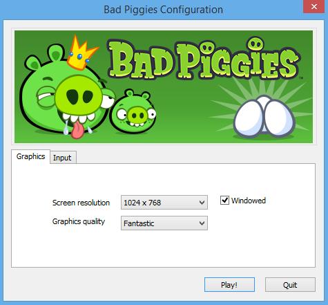 Hướng dẫn cách chơi game Bad Piggies