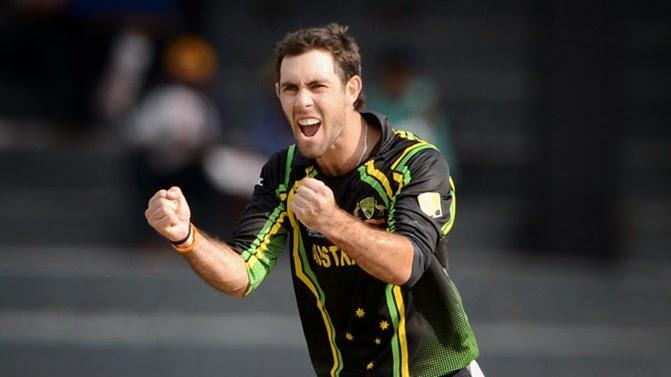 Glenn Maxwell Australian Cricketer