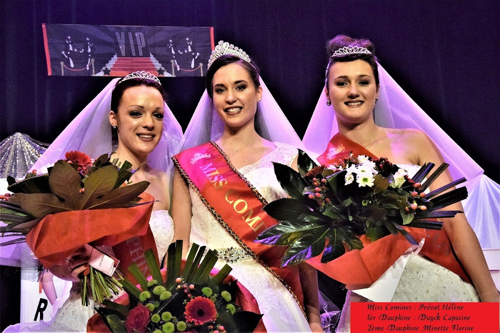 Miss Comines 2017