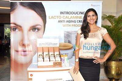 Perizaad Kolah launches Lacto Calamine's product