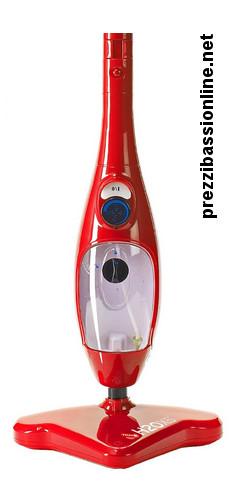 Prezzi Bassi Online H2o Mop X5 Plus Rosso Scopa A Vapore Di