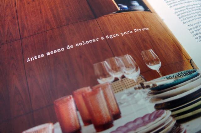 """Livro para ter: """"Cozinha de Estar: Receitas práticas para receber"""""""