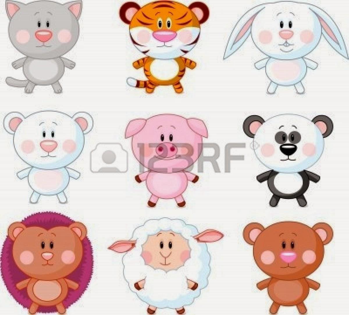Cute Cartoons Animals Source