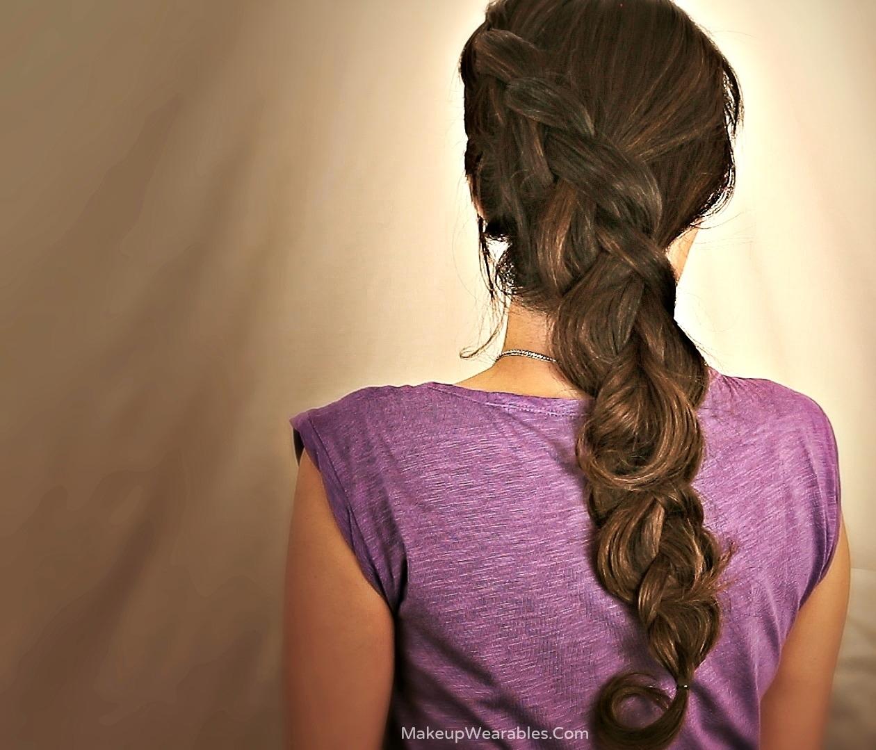 Hair tutorial katniss braid hairstyles amp updos for medium long hair