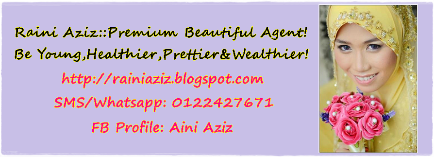 PREMIUM BEAUTIFUL AGENT::RAINI AZIZ