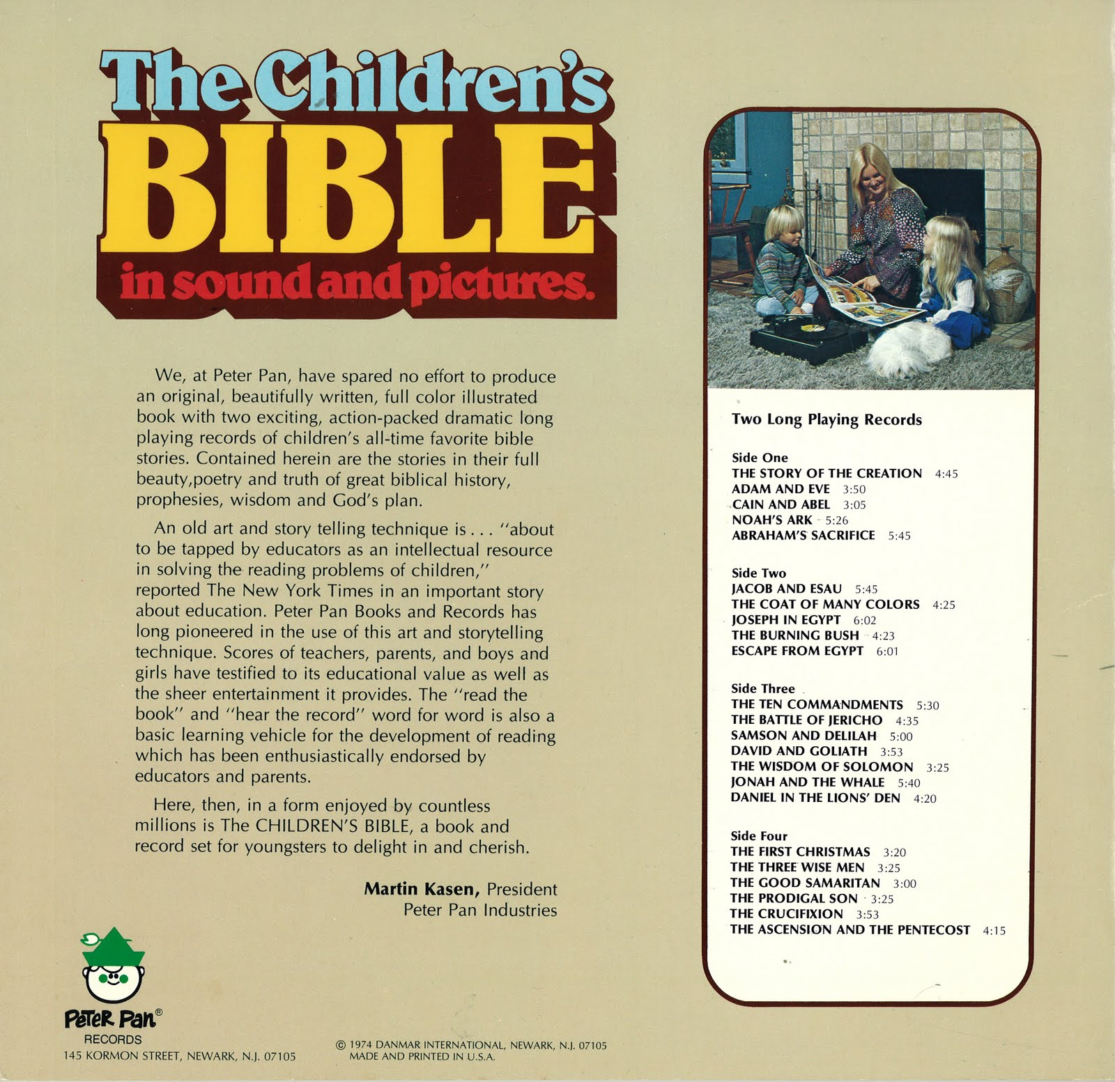 aaronwilson org the children u0027s bible in sound and pictures