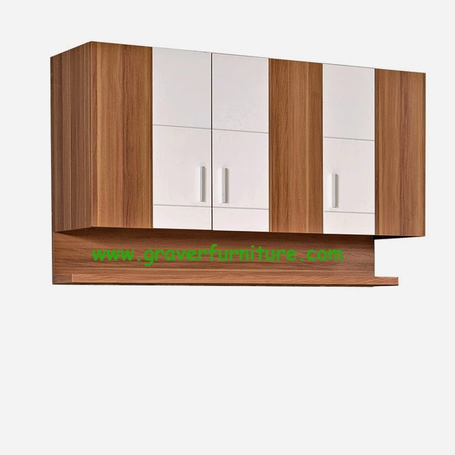 Kitchen Set Atas 3 Pintu KSA 2753 Graver Furniture