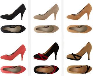 Zapatos de tacón clásicos