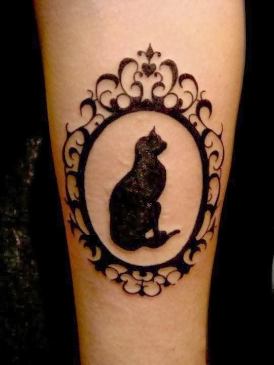 Zapiski Atoma I Antka 2 Koty Wybierają 22 Najpiękniejsze Kocie Tatuaże