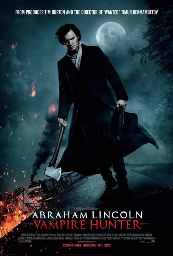 Abraham Lincoln: Caçador de Vampiros Dublado e Legendado
