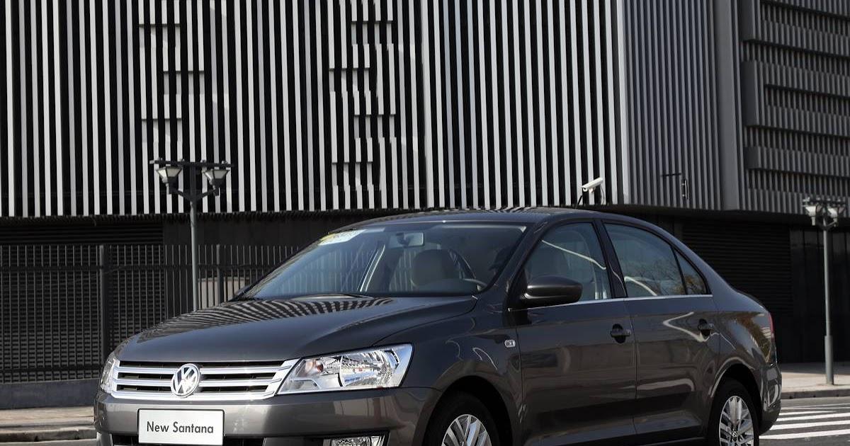 Volkswagen desiste de vender novo Santana no Brasil