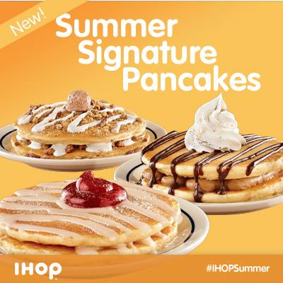 Ihop Jelly Donut Pancakes News: ihop - new signature summer pancakes ...