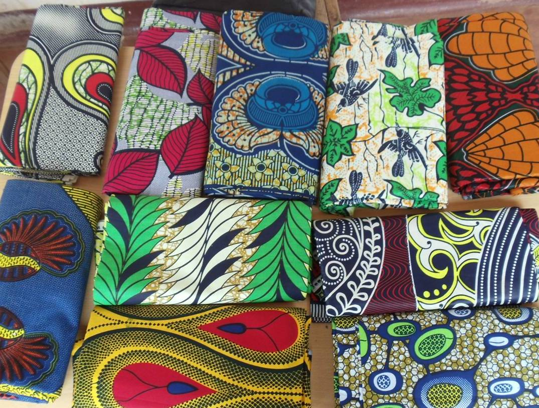 Healing trauma in the congo 2011 a year of optimism and for Cloth material for sale