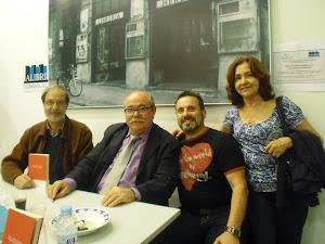 Presentación del libro de José Florencio en Alibri
