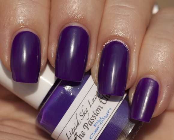 Liquid Sky Lacquer The Passion Club