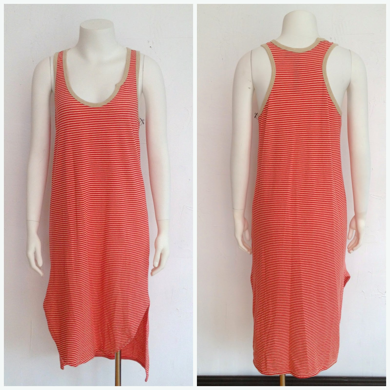 Baby Tank Dress by Wilt ($154)