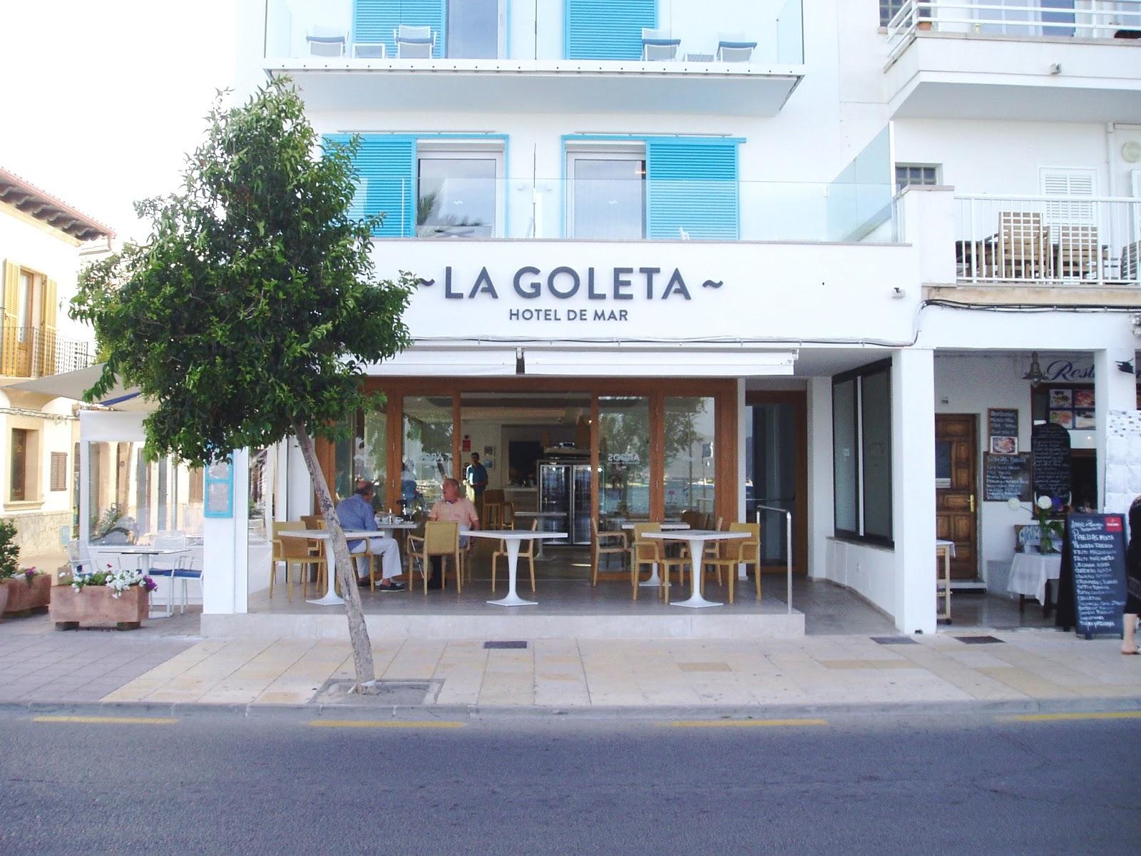 El m n del vi restaurante argos del hotel la goleta ubicado en el puerto de pollen a presenta - Restaurante argos ...