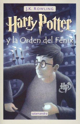Harry Potter y la Orden del Fenix [EPUB] [Libro] [1 Link] [MEGA]
