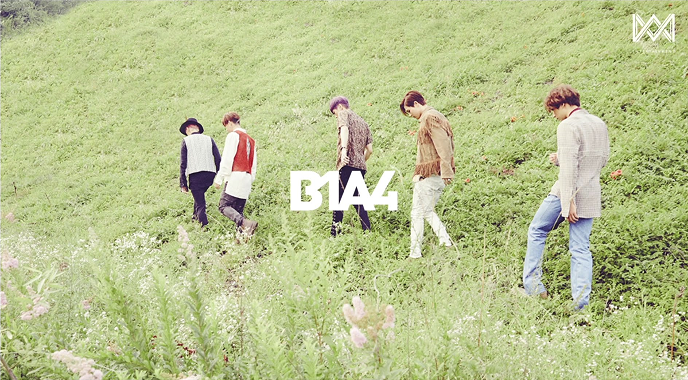 B1A4 Korean Boy Group