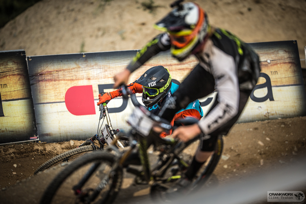 2015 Crankworx Whistler Giant Dual Slalom Highlights