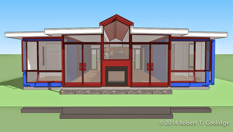 Container Home Blog Three Bedroom Container Home Design