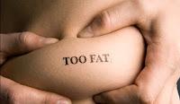 makanan, penyebab, perut, buncit