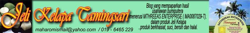 Jeli kelapa Tamingsari