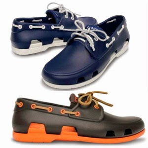 Men's Footwear : Boat Shoes will pep up your Monsoon Wardrobe