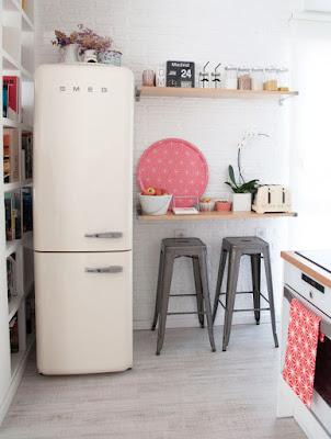 Green Pear Diaries, interiorismo, interiores, encanto, cocinas