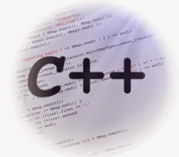 how to write a c++ program