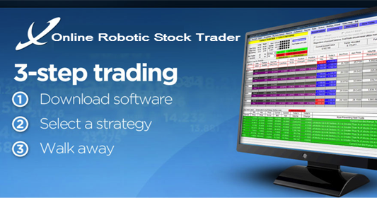 Online stock trading system project