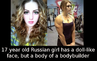 A 17-Year Old Russian Powerlifter