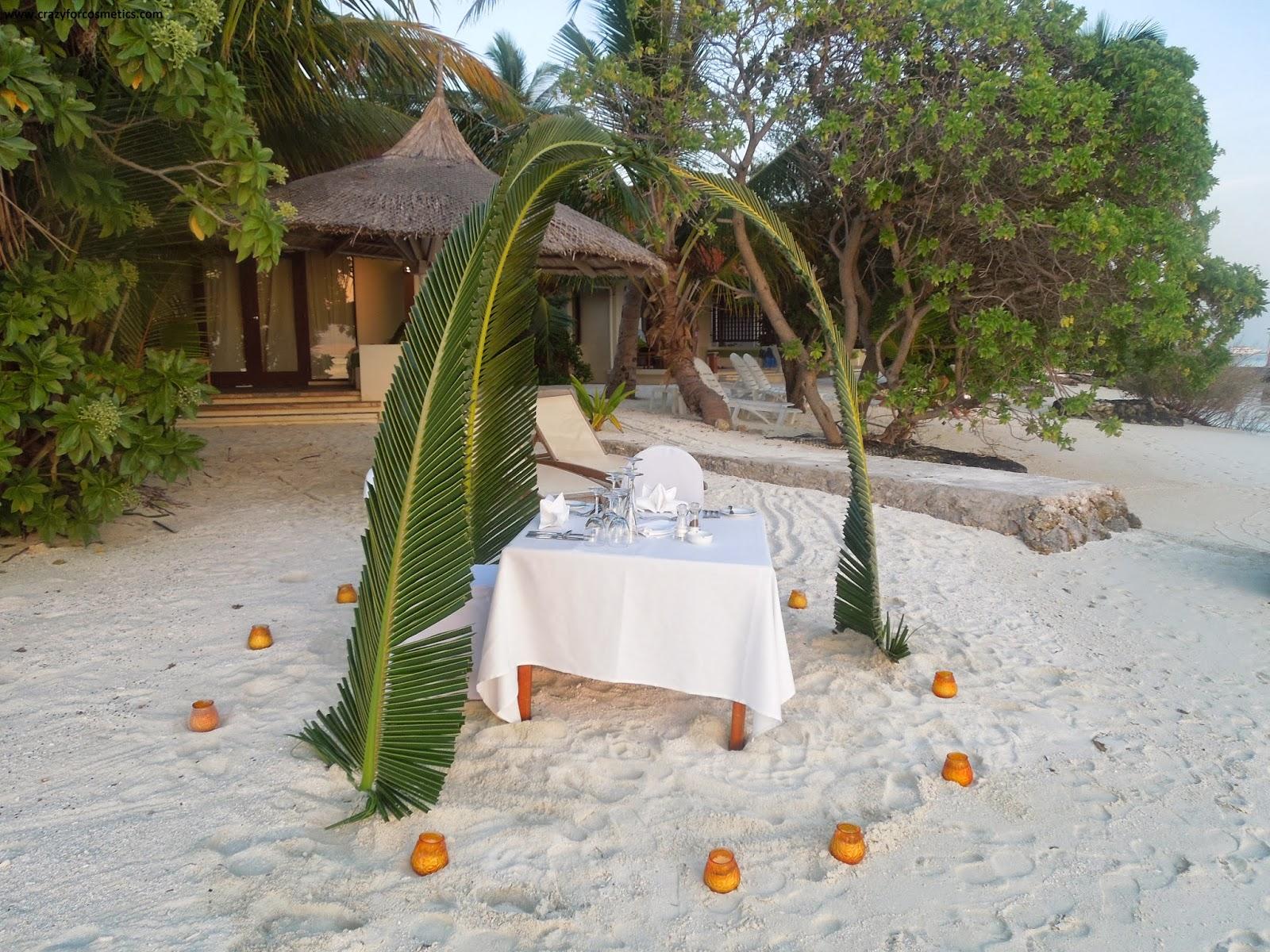 Kurumba Maldives Honeymoon Package