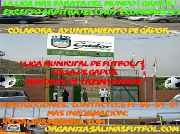 Liga Municipal Fútbol/7 Villa de Gádor