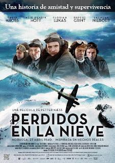 Perdidos en la Nieve  (2012) pelicula online gratis